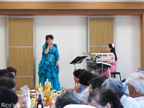 Rコミセンの女王、上田コミュニティ防災センターライブの巻♪