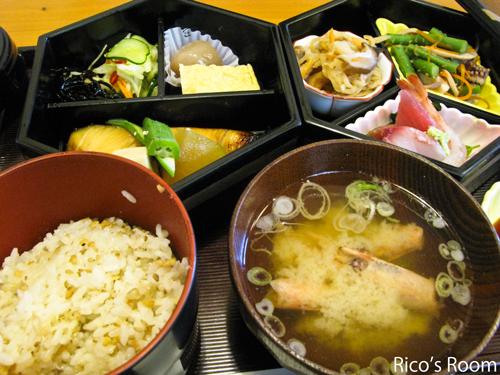 酒田市『味工房 八月(はづき)』の二段重ね弁当850円!