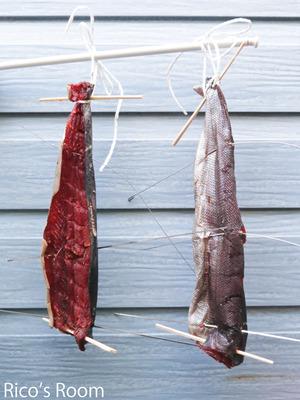 R 『鮭とば』作りに初挑戦!「鮭とばイチロー」じゃないよの巻
