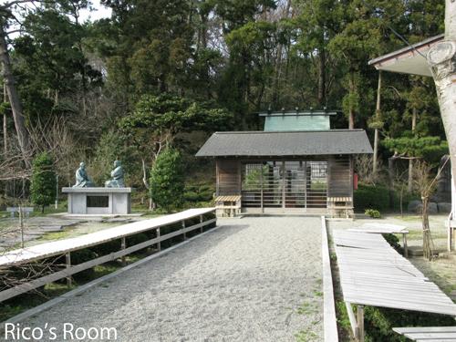 酒田の西郷隆盛像!春の南洲神社へ行く2012の巻
