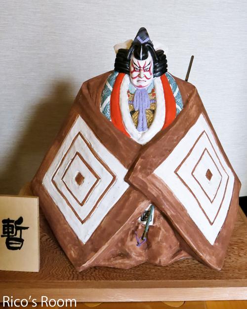 Rお宝です!博多人形の歌舞伎シリーズ!来年の黒森歌舞伎は…