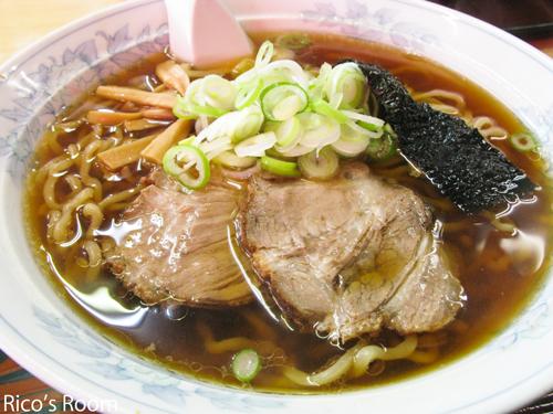酒田市錦町『麺処 味龍』の中華そばで、今年最後の〆ラー!
