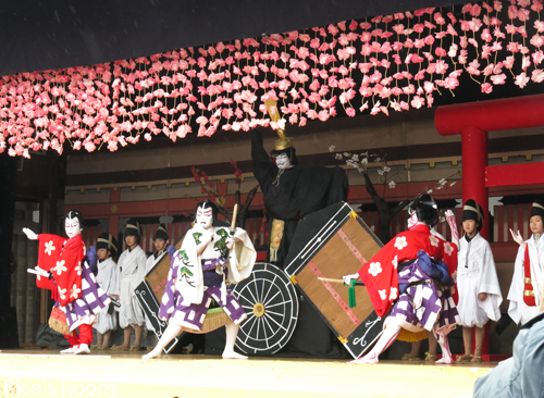 R 平成25年黒森歌舞伎正月公演15日『菅原伝授手習鑑』観覧