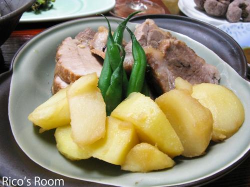 2012年度のお料理教室スタート!『豚肉のありがた煮』etc