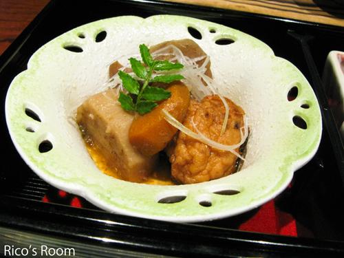 吉村知事が絶賛した『よくばり御膳』@日本料理 椿