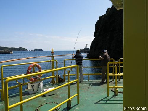 R秘島・飛島 フォト食『女子会』の旅、2日目レポの巻♪