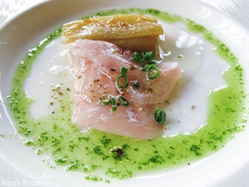 『秋の特別西洋懐石コース』フランス風郷土料理/ル・ポットフー