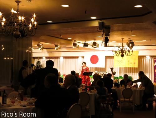 R 酒田ライオンズクラブ様クリスマス例会/ル・ポットフー出演