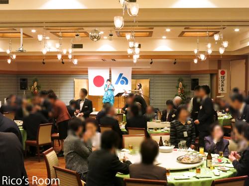R新年初ライブ♪酒田法人会様新年会/Hリッチ酒田にY&R出演