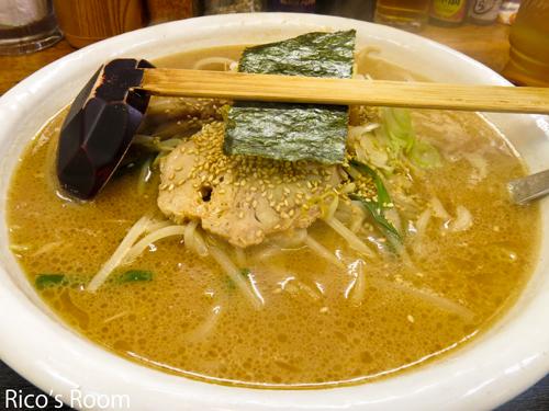 R こだわりらーめん『麺太』錦町店/白味噌ラーメンの巻♪