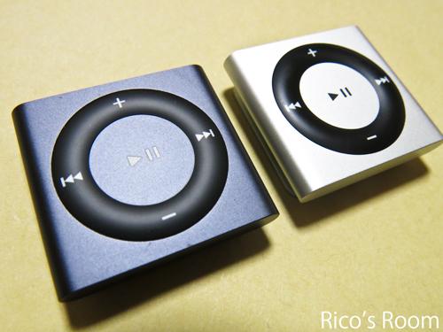 R 母退院&iPod shuffle ブラック購入♪