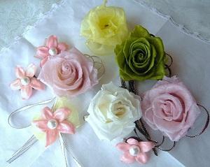 気がつけば、み~んな白い花・はな・ハナ