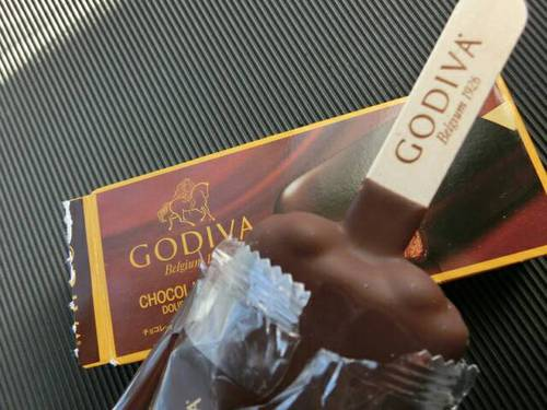 GODIVAのアイス