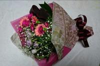お花を残しました。