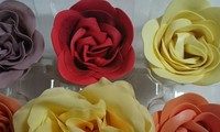 いろいろな花材