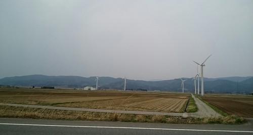 「道の駅しょうない  風車市場」さん