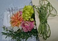 ご両親への花束