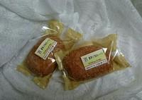 カレーパン二種とコッペ