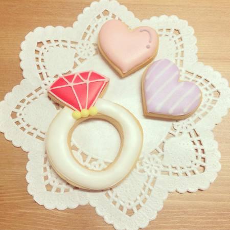 ごほうびヨガ♡アイシングクッキー作り in 北月山荘