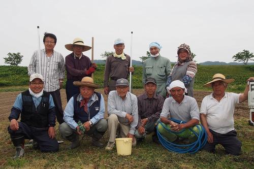 第五回庄内町の小さな旅 由右エ門ほうき作り&農家のおやつツアー Part 1