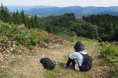 いにしえの参詣道 羽黒古道