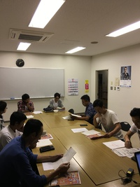 第8回イベント実行委員会&庄内町恋詳細!