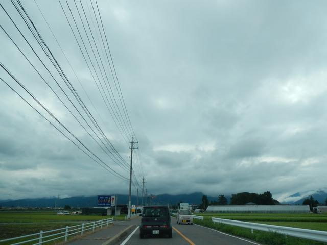 ロングドライブin長野