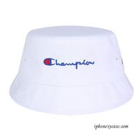 STUSSY バケットハット ウォーキング 折り畳み 手洗い チャンピオン コットンハット UV対策