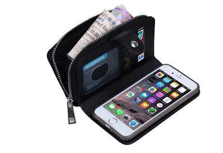 GALAXY S6 edge財布付きスマホケース