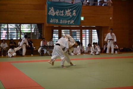 鶴岡市民総体、笹原杯柔道優勝大会の結果