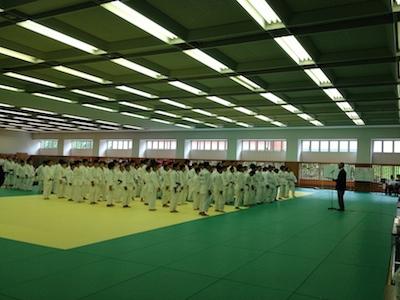 第14回 山形県少年健全育成柔道大会