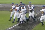 春季高校野球予選組合せ