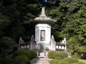 身延山御廟
