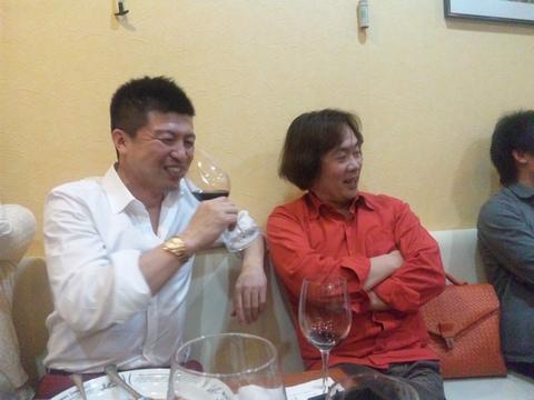 田舎暮らし社長の、のんびりネットビジネスで成功する方法-新宮利幸さんと大島裕彦さん