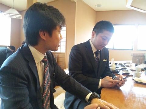 田舎暮らし社長の、のんびりネットビジネスで成功する方法-歩さんと帝国ホテルの高松さん