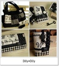 販売作品のご紹介 Dilly*Dilly Part.1