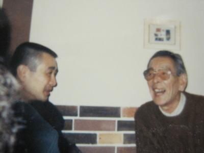 親方のつぶやき:田村隆一先生