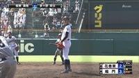 【高校野球】 花巻東の選手がサイン盗みで球審に注意される