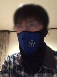 【顔出しヤバイ】フェイスマスク FX839 レビュー