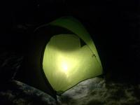 【秋田 とことん山】初めてのスノーキャンプ【プチ冒険その2】