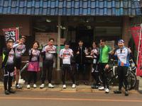 【念願のコリコリ君】輪っか倶楽部サイクリング【庄内町】