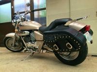 【マグナ250を購入しました】早速サドルバッグ付けました【オートバイ】