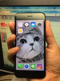 【iPhone7】なかなか調子イイです