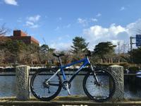 【森茂八商店】自転車初乗りがてら行ってきました