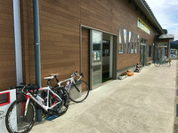【道の駅しょうない】久しぶりサイクリング行ってきました