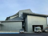 【鶴岡新文化会館】見て切ない気持ちになった壁のボコボコ