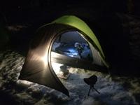 【雪上キャンプ】これからクッキング