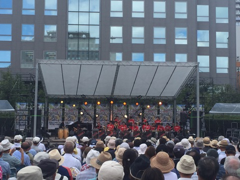定禅寺ジャズフェスティバル2016