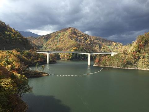 長井ダム:2015秋