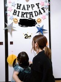 お誕生日会♪